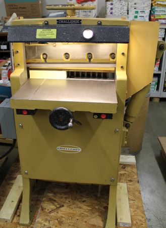 Printing equipment - Cutter - $1850 (Houston, TX)