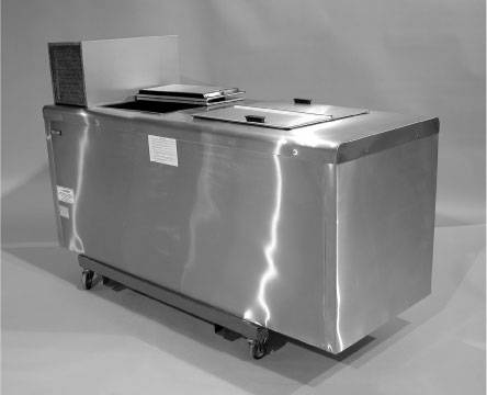 Nelson Cold Plate Freezer (Southeast)