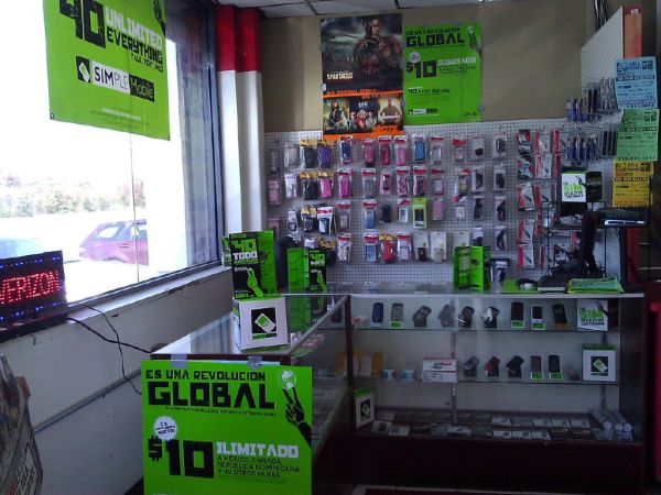 TMOBILE CLEAR SIMPLE MOBILE STORE FOR SALE,  RENT JUST $300 - $4000 (HOUSTON (832-484-0577))