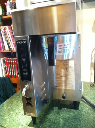Fetco Coffee Machine CBS-2031e - $600 (downtown)