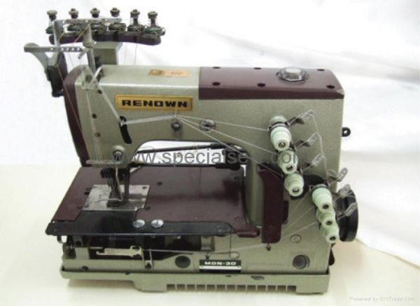 BUSINESS- UPHOLSTERY RENOWN Multineedle Sewing Machine - $1 (HEIGHTS)