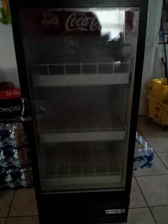 coke cola beverage air cooler - $600 (houston)