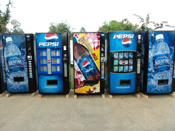 pepsi soda machines 850 willowbrook business houston classified semesh com. Black Bedroom Furniture Sets. Home Design Ideas