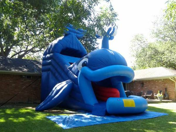 Start your own Bounce House Water Slide Business - $8500 (Dallas, TX)