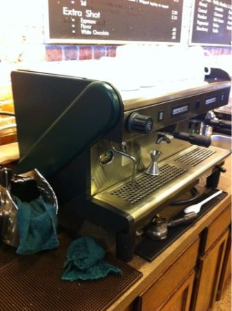 Rancilio s20 system DE  H TS made in Italy Espresso coffee machine. 220v coffee - $2000 (Lufkin TX)