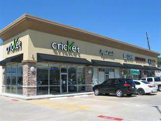 Cricket Store in Houston - $30000 (290 and Jones Road)