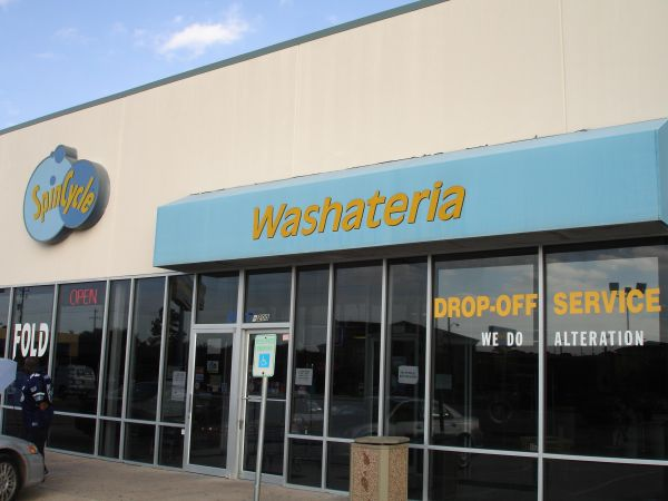 Washateria For Sale - $399000 (Reliant StadiumTexas Medical Center)