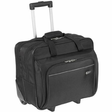 Targus  Computer Bag 16 - 17 inch Laptop Case Luggage with Wheels - $35 (Hwy 6N  West Rd)