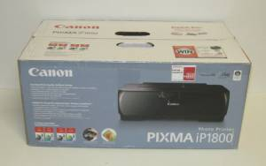 New In BoxCANON PIXMA IP1800 Digital Photo Inkjet Printer,Never used - $40 (Pearland Downtown Houston)
