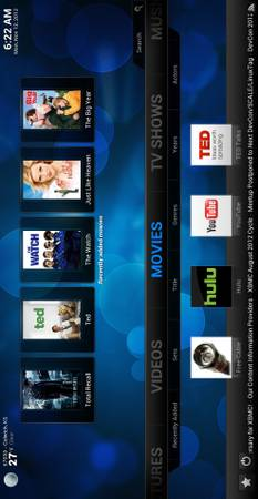 XBMC Free movies tv and ppv live channels too - $30 (clear lake)