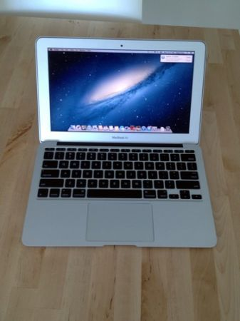 MINT 2012 MacBook Air 11 for sale-Adobe Office 11 iLife 11 and More - $780 (Houston)