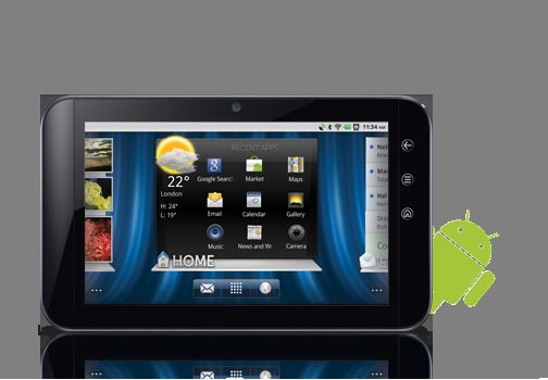 Dell Streak 7 Wi-Fi 4G Android Tablet w Otterbox Dual Layer Case - $185 (Humble)