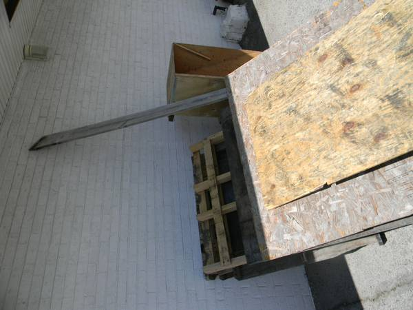 Misc FREE Plywwod, Pallets, and lumber (Spring)