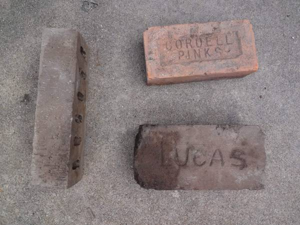 Free Patio Bricks (Near SW610Reliant Ctr)