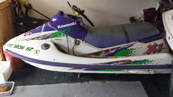 2 free jet skis READ THE ADD BEFORE YOU DIAL