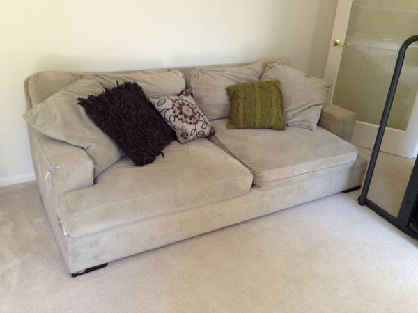 ZGallerie Sofa - Needs Reupholstery - $200 (NW Houston)