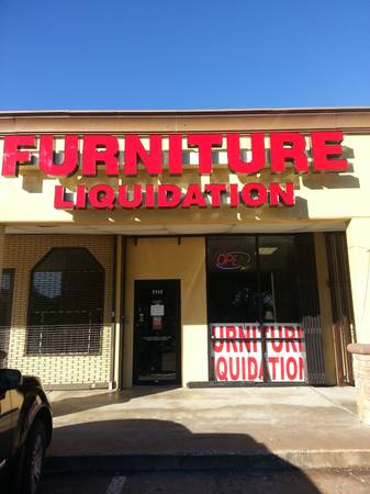 Furniture Liquidation GRAND OPENING - $1 (7117 SOUTHWEST FRWY)
