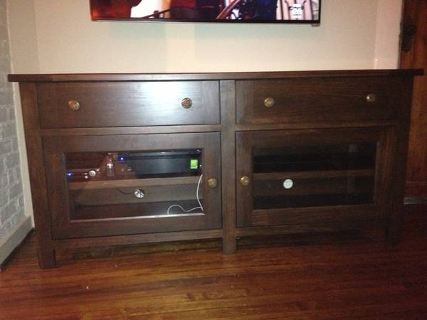 Media TV Cabinet from Pottery Barn (Heights)