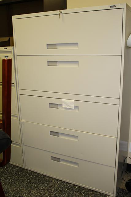 299  Lateral file