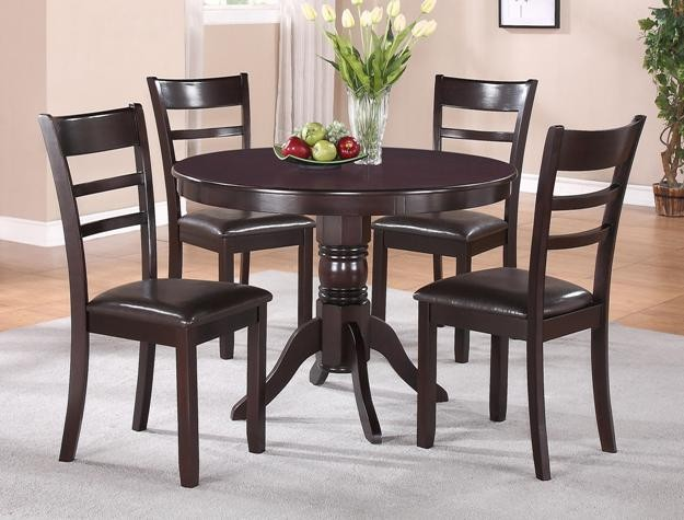 325  New in Box 5 pc dinette table set