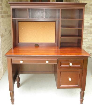 Pottery Barn Kids Storage Desk Large Hutch - $275 (NW Houston Copperfield - 77095)