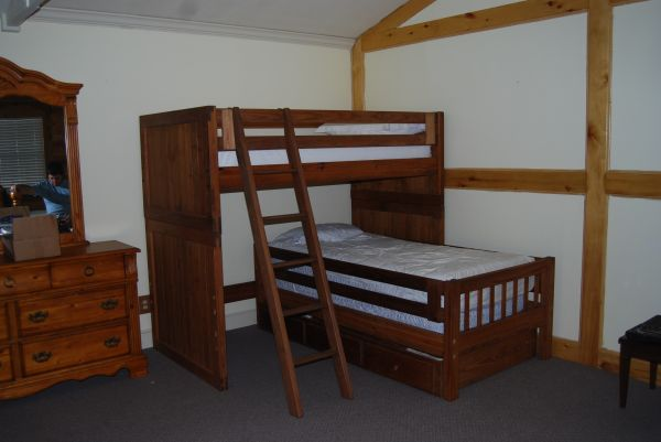 Cargo Brand Bunk Beds Espotted