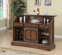 Clarendon Traditional Home Bar with Marble Top - $725 (Houston,Tx USA)