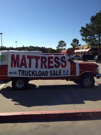75 off NAME BRAND MATTRESSES ALL WEEKEND LONG - $199 (379 SAWDUST 832-623-1177)