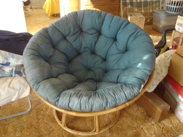 Rocker,gliderPapasan chair, more - $50 (North of Cleveland)