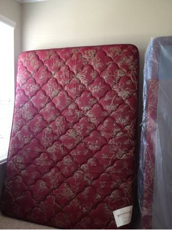Woodhaven Luxury Mattress and box spring (Katy, TX)