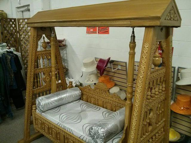 Authentic Indian Furniture Jhoolas