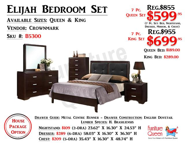 Bedroom furniture sale TODAY