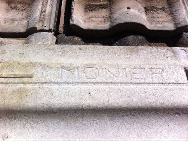 Monier Roof Tiles Espotted