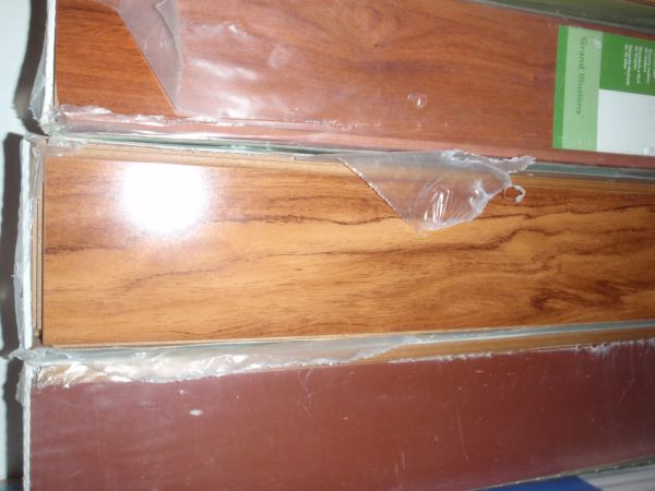 NICE Laminate Hardwood Flooring - NOT A DEALER - $1 (University of Houston)
