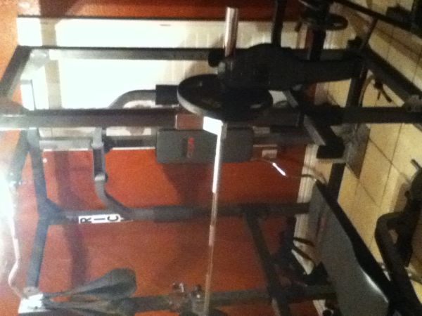 bench press weider club C670 - $350 (missouri city)