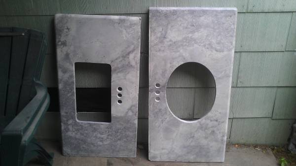 vanity granite tops - $30 (airport n 45)