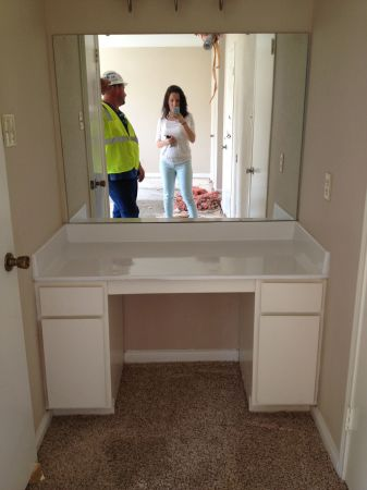 MATERIAL ONLY CABINETSFLOORINGGRANITE OWNER FINANCING - $100 (HOUSTON,TX)