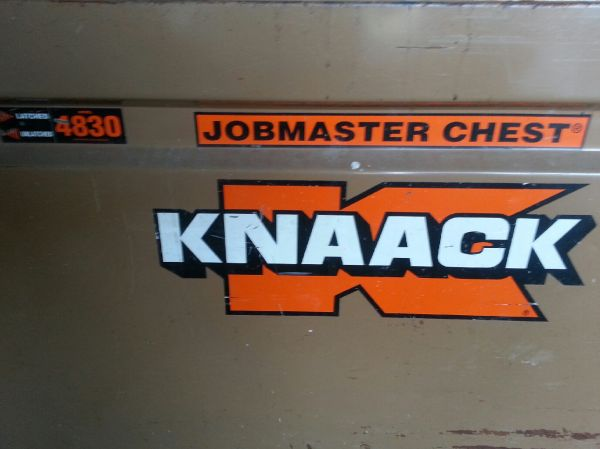 Knaack Tool Box Model 52 - $500 (East Houston)