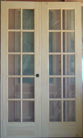 FRENCH DOORS-Interior -   x0024 100  SW Houston