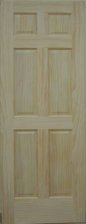 INTERIOR DOORS-Pine -   x0024 53  houston tx