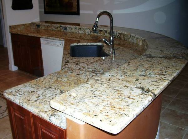 SANDSTONE GRANITE 35 99 SQFT WITH INSTALL