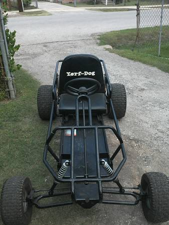 2006 Yerf Dog 32001 Gokart Single Seater  - $1000 (Houston Tx)