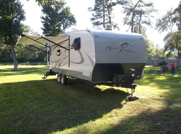 Reduced 2010 Open Range Journeyer RV  19 995 00  Highlands  Tx
