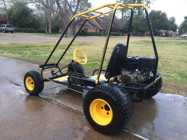 Gocart (all American ) - x0024650 (southeast houston)