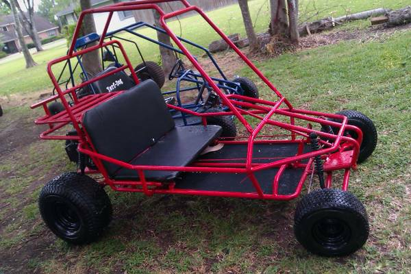 go kart 7 hp - $800 (south houston)