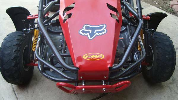 Fox 150cc BuggyGo Kart Excellent Condition - $1650 (San Antonio)