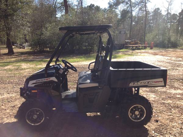 2013 Polaris Ranger 800 XP LE - $13000 (North Houston)