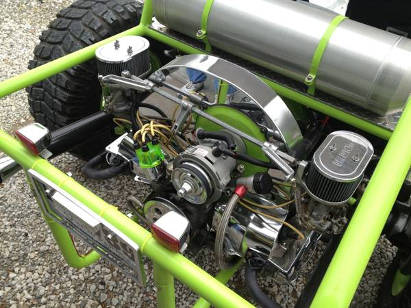 Street legal sand rail dune buggy - $6250 (Dallas area)