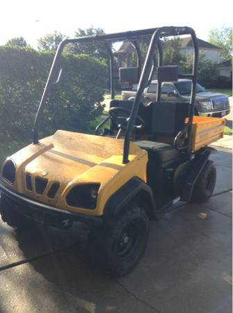 Yerf dog rover compact side by side - $2100 (77084)