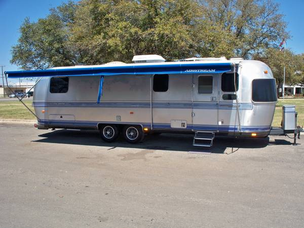 1995 30 Airstream Excella Classic - $21500 (Central Texas)